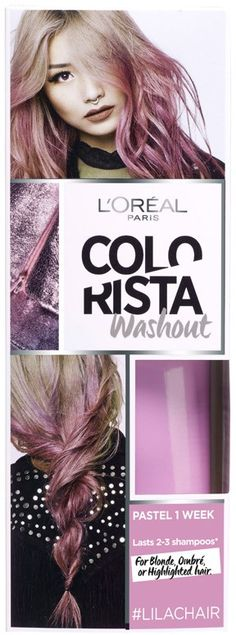M Powder Pink Spray A Little Or Lot On Dry Hair Seal With For Temporary Color