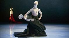 Folding Shen Wei Dance arts