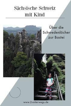 Deutschland überrascht uns immer wieder mit seiner Schönheit. Unser neues Lieblingswandergebiet ist die Sächsische Schweiz. Die Wanderung von Wehlen zur Bastei über die Schwedenlöcher bietet tolle Ausblicke und Kletterpartien und ist der perfekte Einstieg für eine Woche Sächsische Schweiz mit Kind!