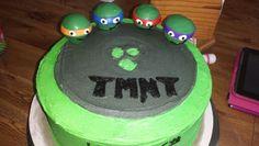 TMNT cake I did