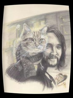 Street Cat Bob & James