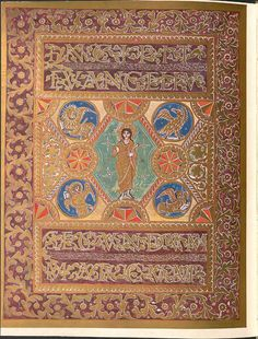 Evangeliar (Codex Aureus)