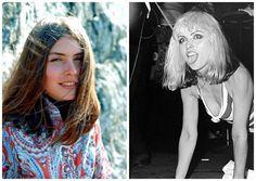 Debbie Harry: Hasta de Hippie mola