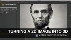 2D圖片,加入3D立體感