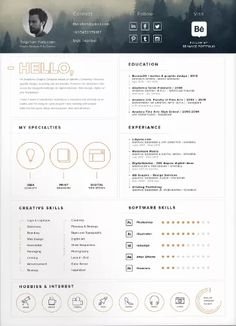 77 infographic resume ideas for examples If you like this design. Check others on my CV template board :) Thanks for infographic resume ideas for examples Infographic Resume Template, Best Resume Template, Resume Design Template, Free Cv Template, Indesign Templates, Format Cv, Resume Format, Conception Cv, Creative Cv Template