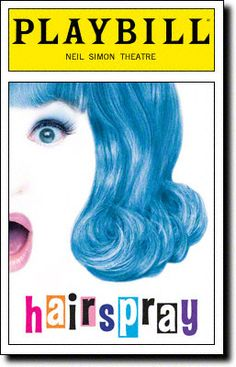 Doug took me to see this starring Diana DeGarmo as Penny at the Neil Simon Theatre on February 18, 2006~