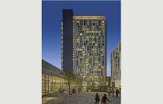 Mitchell & Hilarie Morgan Hall, Temple University   MGA Partners Architects