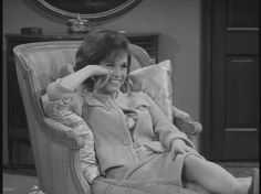 "For me, Laura Petrie  of ""The Dick Van Dyke Show"" is right up there with Audrey Hepburn, Jacqueline Kennedy and Grace Kelly as a style inspiration."