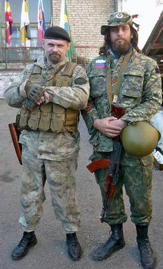 Aleksey Mozgovoy, commander of the military brigade of Novorossiya