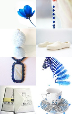 blue gift ideas