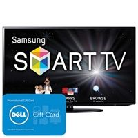 Samsung Series 5 50-inch LED TV UN50EH5300 1080p Smart HDTV with $200 PROMO eGift Card For $747.99 plus Free Shipping