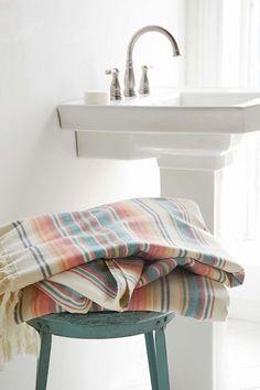 Pendleton Casa Grande Stripe Towel