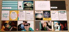 Klompen Stampers (Stampin' Up! Demonstrator Jackie Bolhuis): Project Life: Week 10