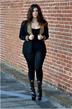 The Curvy Fashionista Blog Bloggers Curvy Fashion