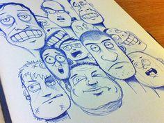 Character design by Benjamin Anthonisz