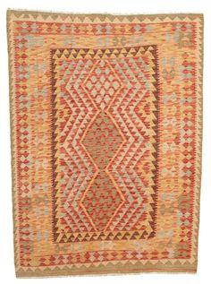 Kilim Afgán Old style szőnyeg 148x200cm 79.110 Ft