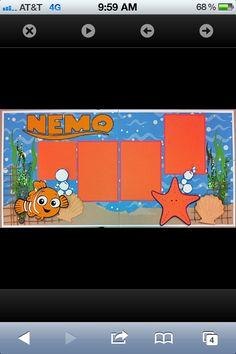 Disney Nemo