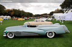 1951 Buick LeSabre Concept Image