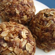 Instant Chocolate Oatmeal Cookies