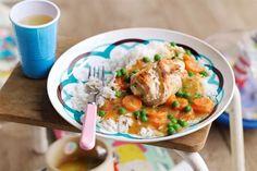 Wejdź na stronę Kuchni Lidla i sięgnij po pyszny przepis na roladki z indyka z warzywami i ryżem!
