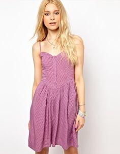 Vero Moda Strappy Sun Dress