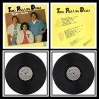 LP Perdão Senhor - Trio Parada Dura (1985)