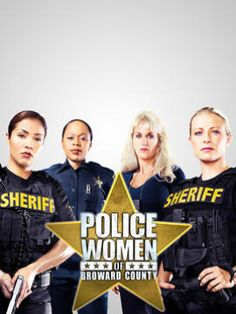 Watch Online Police Women of Broward County – A Good Situation To Get Shot