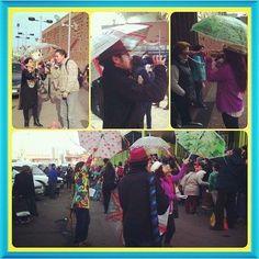 Susurradores Verdes, lanzamiento de Programa Barrios Comerciales de Sercotec, 18 de julio 2015