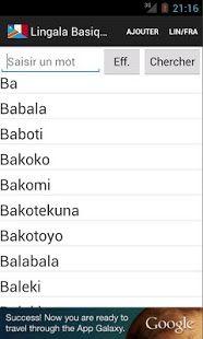 Lingala Basique