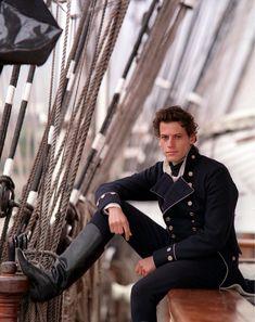 Ioan Gruffudd: Horatio Hornblower