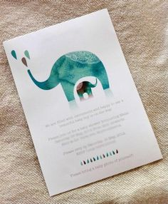 Hostess with the Mostess® - Mala's Moroccan Elephant Baby Shower