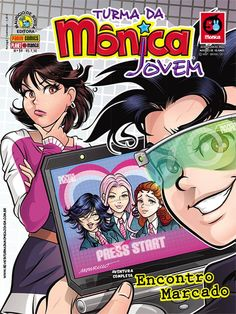 Monica Jovem Adolescence, Manga, Comic Strips, Cinema, Romance, Teen, Anime, Minecraft, Magazine