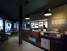 design d'interni e arredamento del ristorante 6900 a lugano ... - Arredamento Design Ristorante