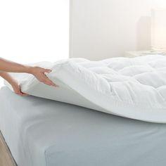 Memory Foam Mattress Topper For Queen Bed