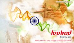 Lookad wishes you all a very Happy Independence Day!
