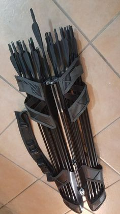 Hawkeye QUIVER ONLY Age of Ultron inspired by Props2Powerloaders