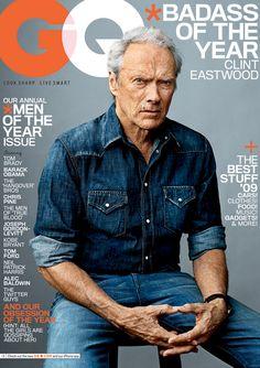 Clint Eastwood. GQ.