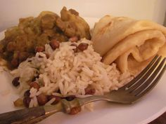 Guyanese Food  I love being part Guyanese would love some of this  mmm