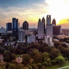 Fly higher y'all.  #DiscoverATL | Photo: @mikerobmedia