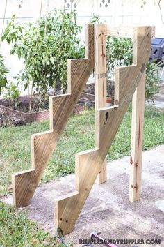 DIY Vertical Planter                                                                                                                                                                                 More