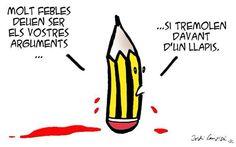 #CharlieHebdo la risposta dell'arte