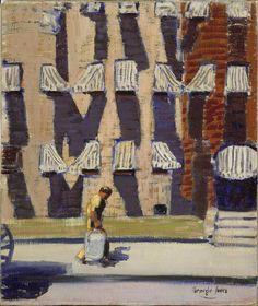 ART & ARTISTS: Ashcan School -George Luks