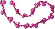 This reminds me of cherry blossoms. Diy Jewelry, Jewellery, Fun Crafts, Pearls, Bracelets, Necklaces, Simple, How To Make, Helmet