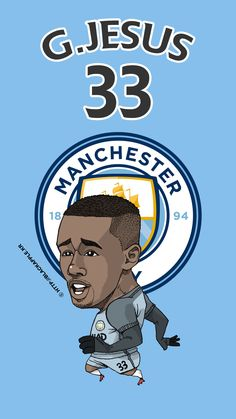One of the greatest sporting events on this planet is soccer, often known as football in most nations around the world. Manchester City Logo, Manchester City Wallpaper, Caricatures, Gabriel, Liga Premier, Soccer Art, Soccer Skills, Urban City, City Landscape