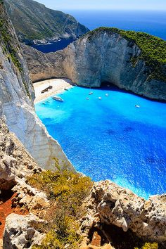 Navagio Beach, Greec