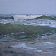 Artists Of Texas Contemporary Paintings and Art -Away From Shore