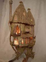 minature Treehouse...dollhouse