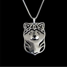 Seriously, this is one of the COOLEST pieces of jewlery you can get! LIMITED TIME: Get One Right Now! Material:Metal Color:silver/Gold Length:60CMchain 19 x 28 mm (0.8 x 1.1 inches) pendant Please all