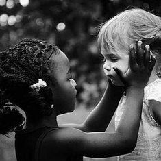 Precious Children, Beautiful Children, Beautiful Babies, Beautiful People, Beautiful Pictures, People Of The World, Belle Photo, Black And White Photography, Cute Kids