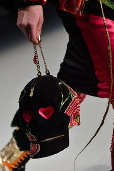 Manish Arora at Paris Fashion Week Fall 2015 - Livingly